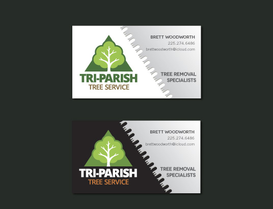 business - Tree Service Business Cards